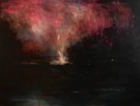 Bilde av Oktober lys av Gro Mukta Holter