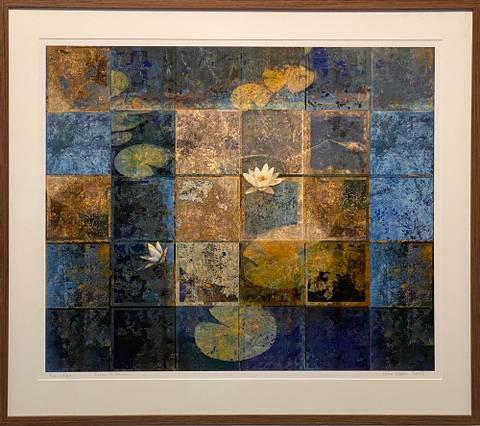 Bilde av From Within av Maria Natalie Skjeset med ramme