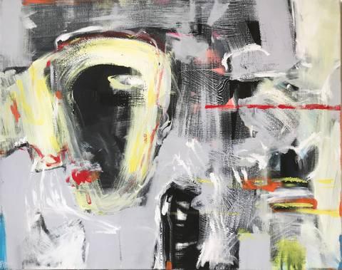 Bilde av Størst av alt, maleri av Ingri Egeberg
