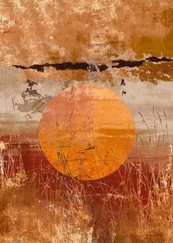 Bilde av Solstrå av Maria Natalie Skjeset