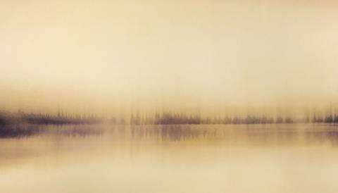 Bilde av Urdevann III av Lena Heggelund m/ramme