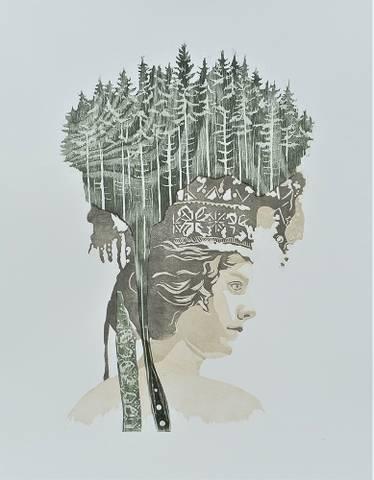 Bilde av Bærekraft av Ida Løkken Anstensrud