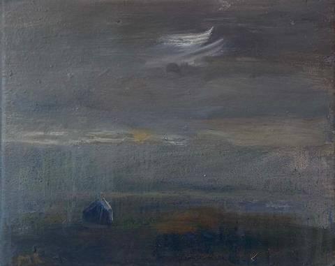 Bilde av Landskap II av Magnar Rismyhr